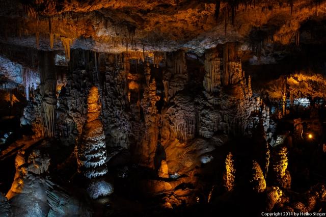 Avshalom Stalaktitenhöhle