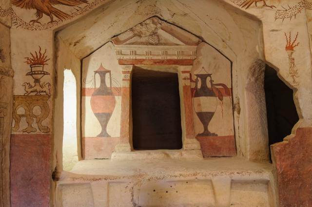 Zidonisches Grab, Marissa