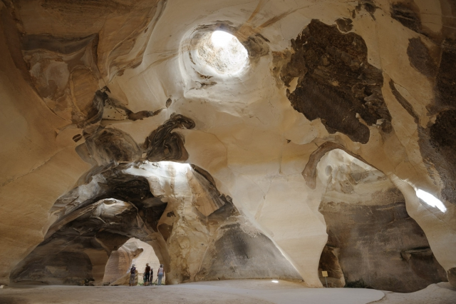 Glockenhöhlen, Marissa
