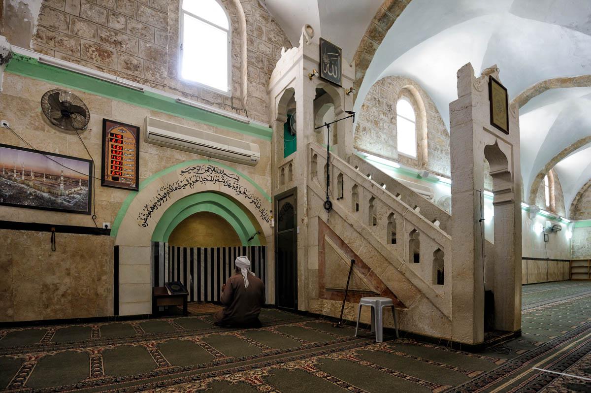 Große Moschee von Ramle