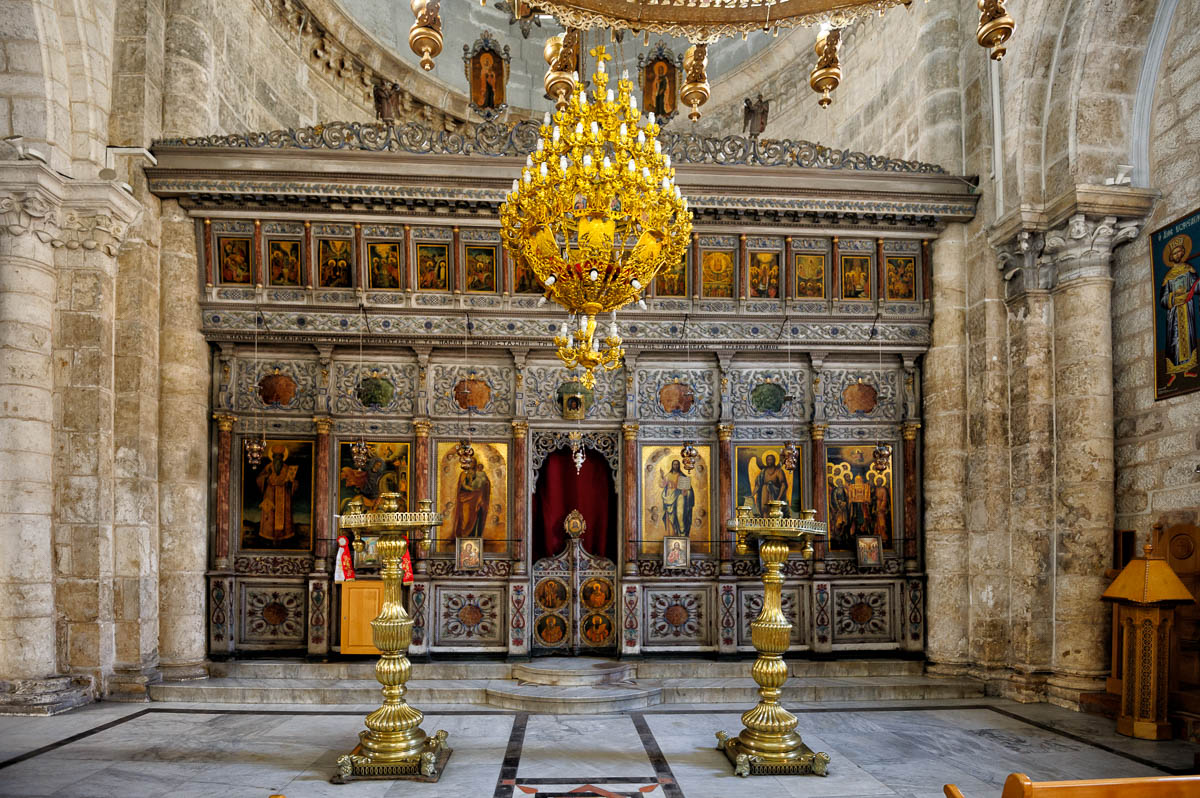 St. Georg griechisch-orthodoxe Kirche