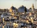Altstadt Jerusalem mit Grabeskirche