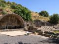 Umm-el-Qanatir  - ein antikes jüdisches Dorf in den Golanhöhen