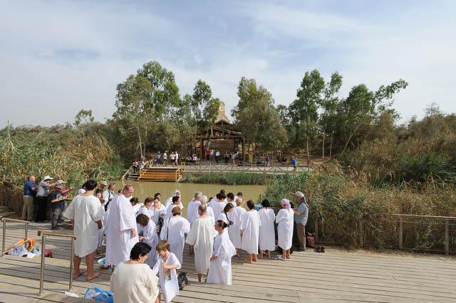 Qasr el-Yahud babtism site