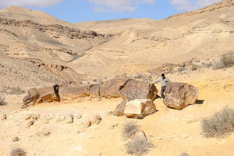 Large Makhtesh